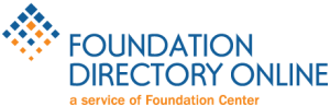 Foundation Directory Online logo