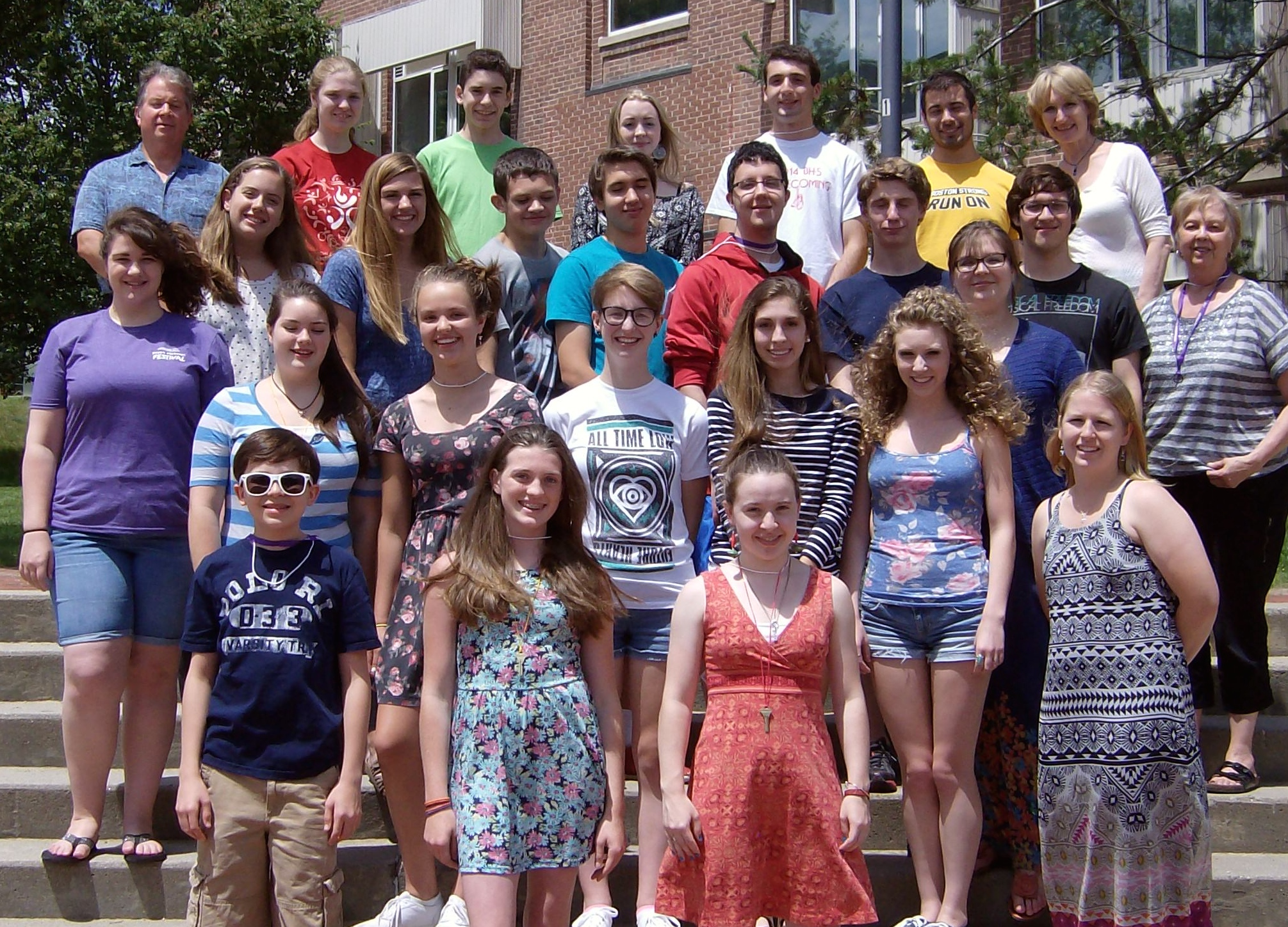 Senior Piano Camp 2015
