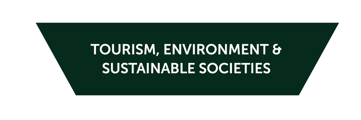 Tourism Environment & Sustainable Societies