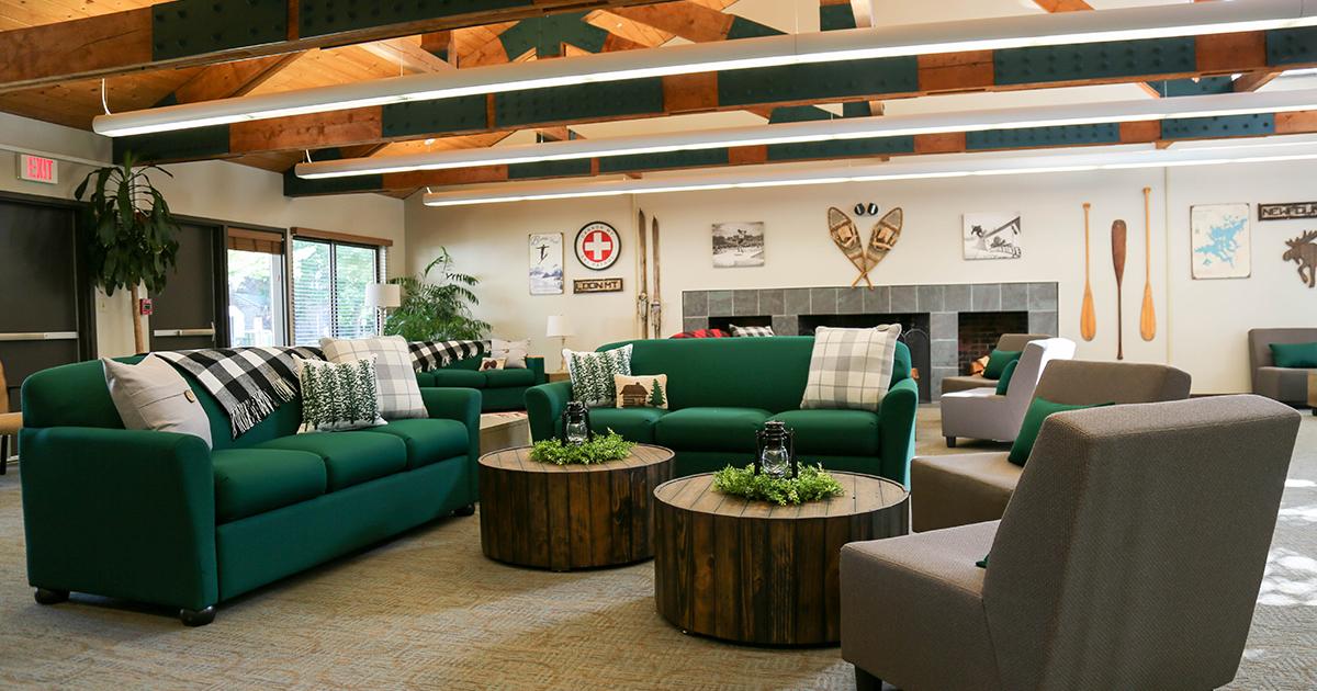 Centre Lodge Interior