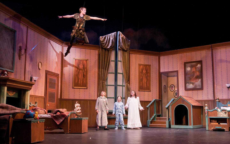 Peter Pan, 2011