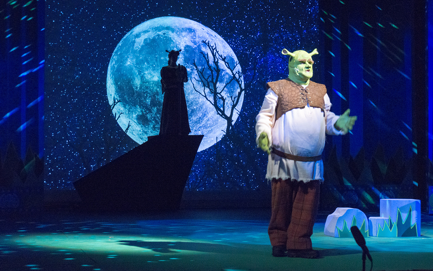 Shrek the Musical, 2016