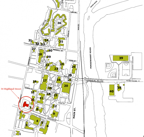 plymouth state campus map Visit Contact Us Museum Of The White Mountains plymouth state campus map