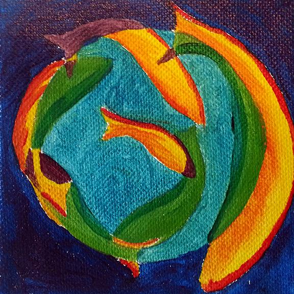 """The Whole World"" Marcia"