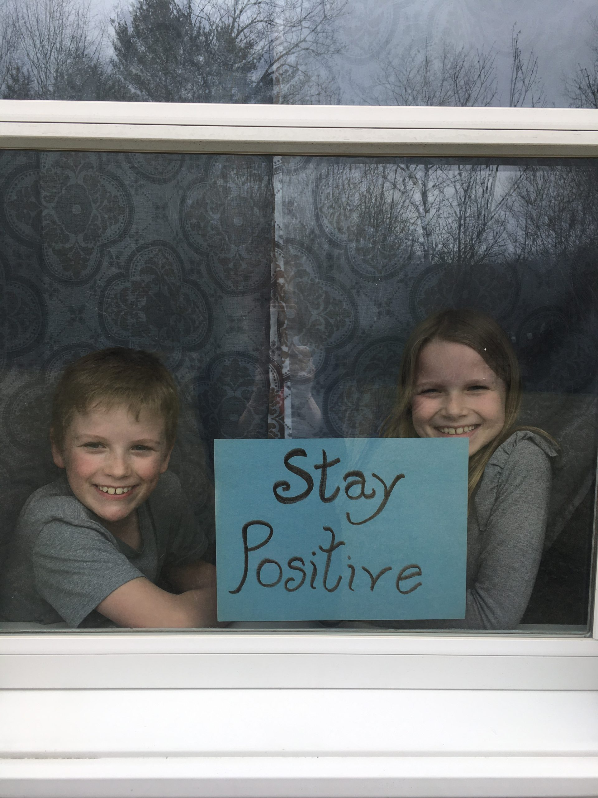 """Stay Positive"" Stephanie"