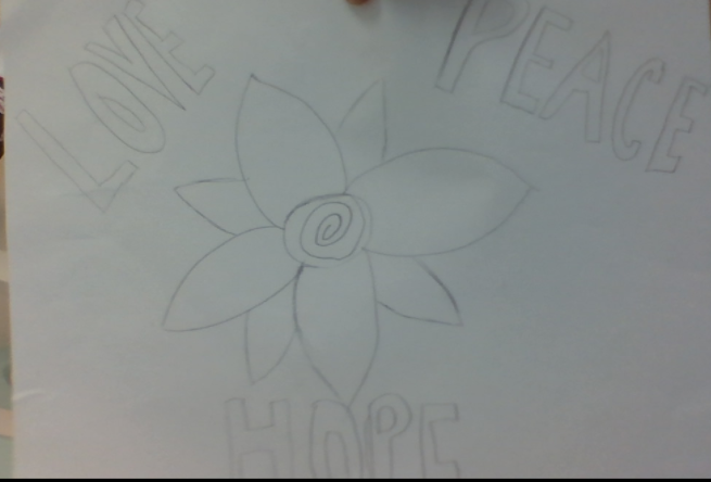 """The Inspirational Flower!"" Reese"