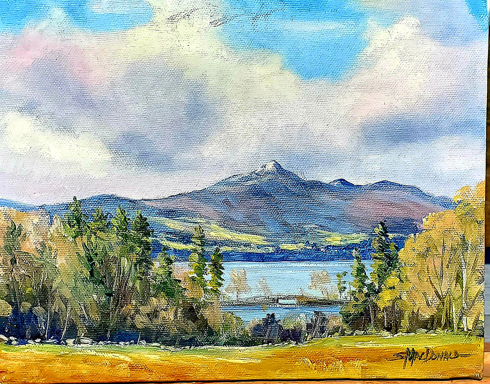 """Mt. Chocorua"" Susan"