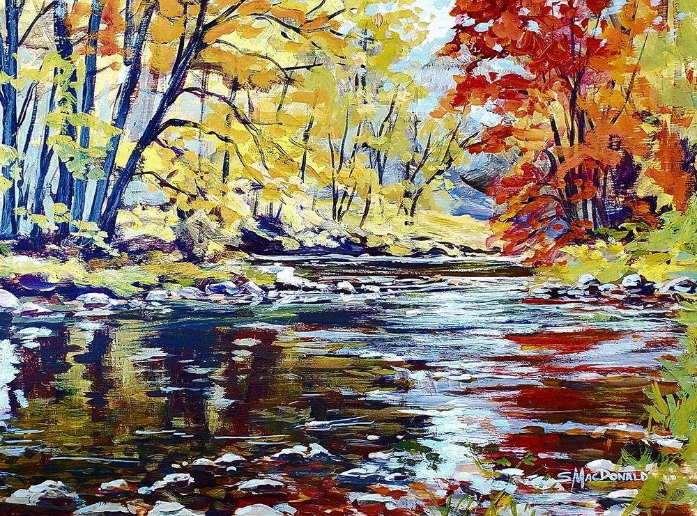 """""""Bearcamp River"""" Susan"""