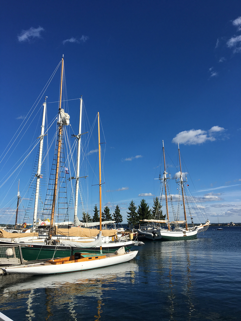 Manitou Tall Ship, Traverse City, Michigan