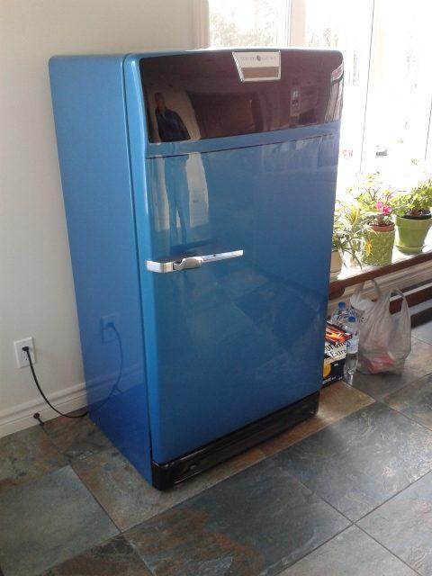 """Resto-mod fridges"" Frank"