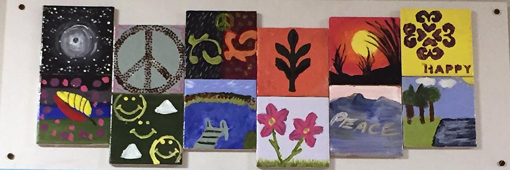 Peace Tiles for OCI