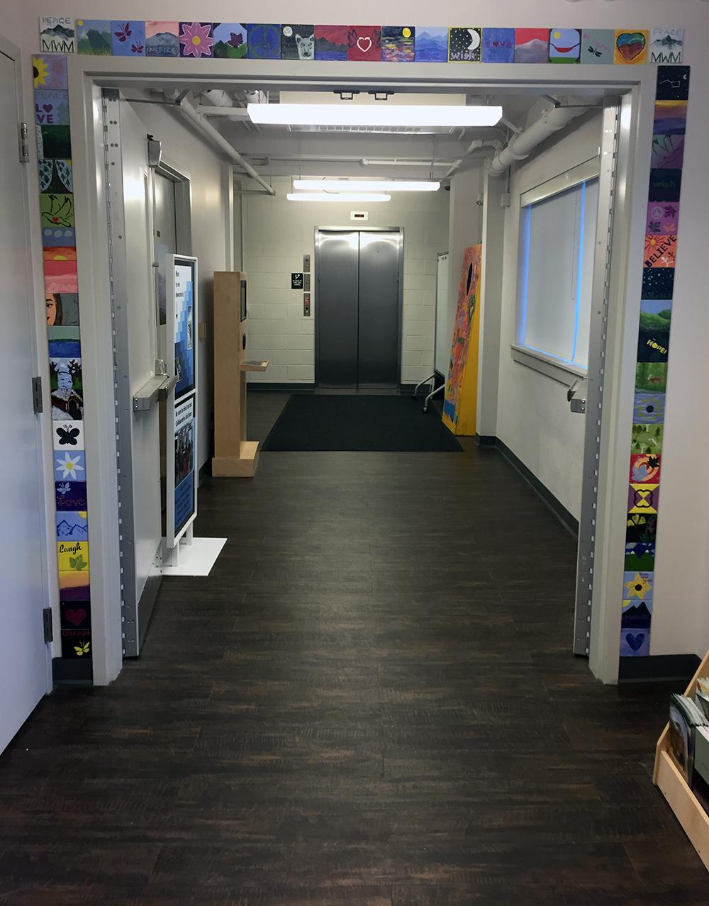 Peace Tiles in MWM