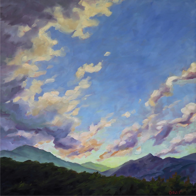 """Evening in the Glen"" Linda"