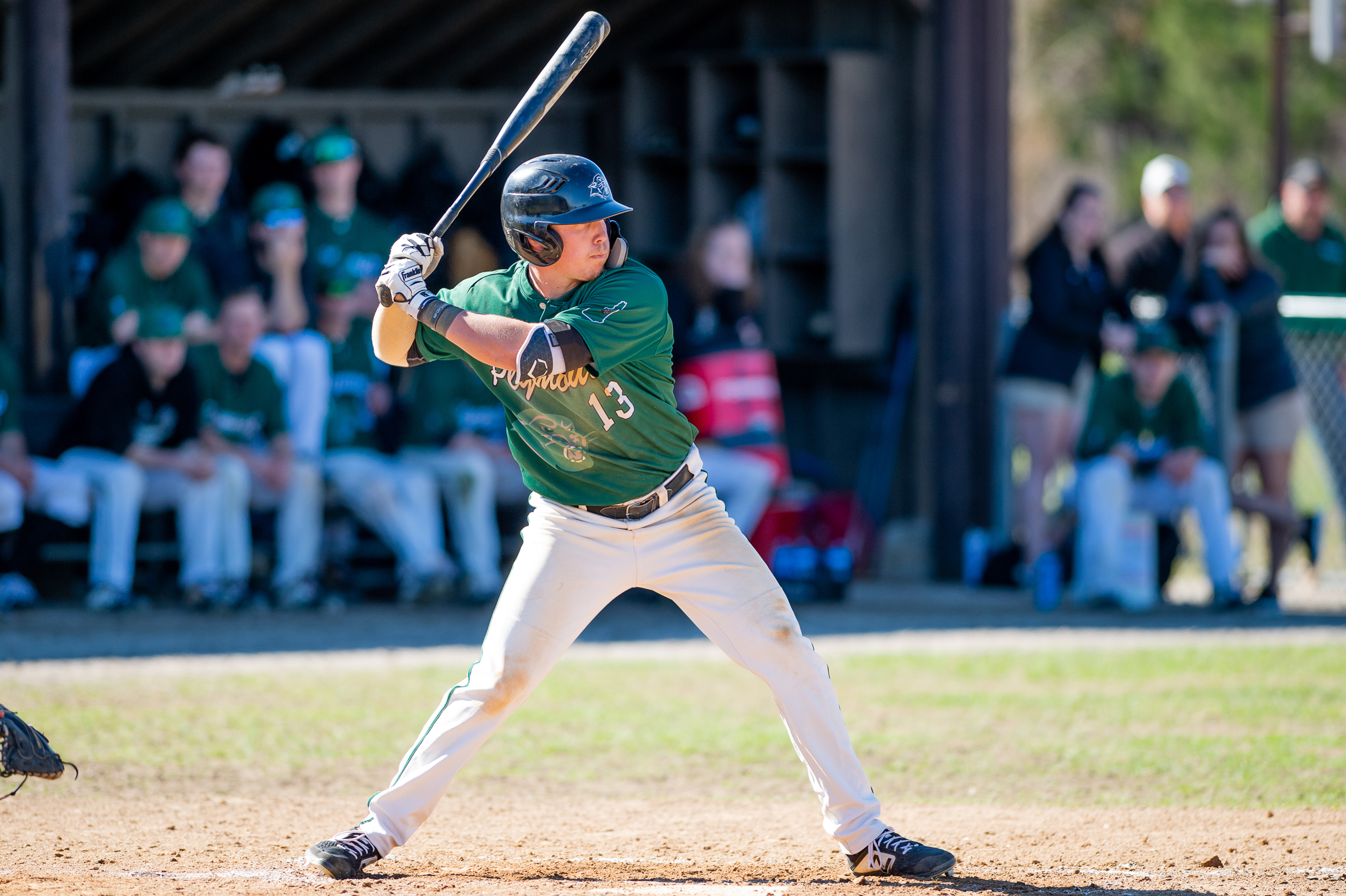 Josh Goulet set multiple PSU game, season, and career records on his way to earning First Team All-America and LEC Player of the Year for baseball.