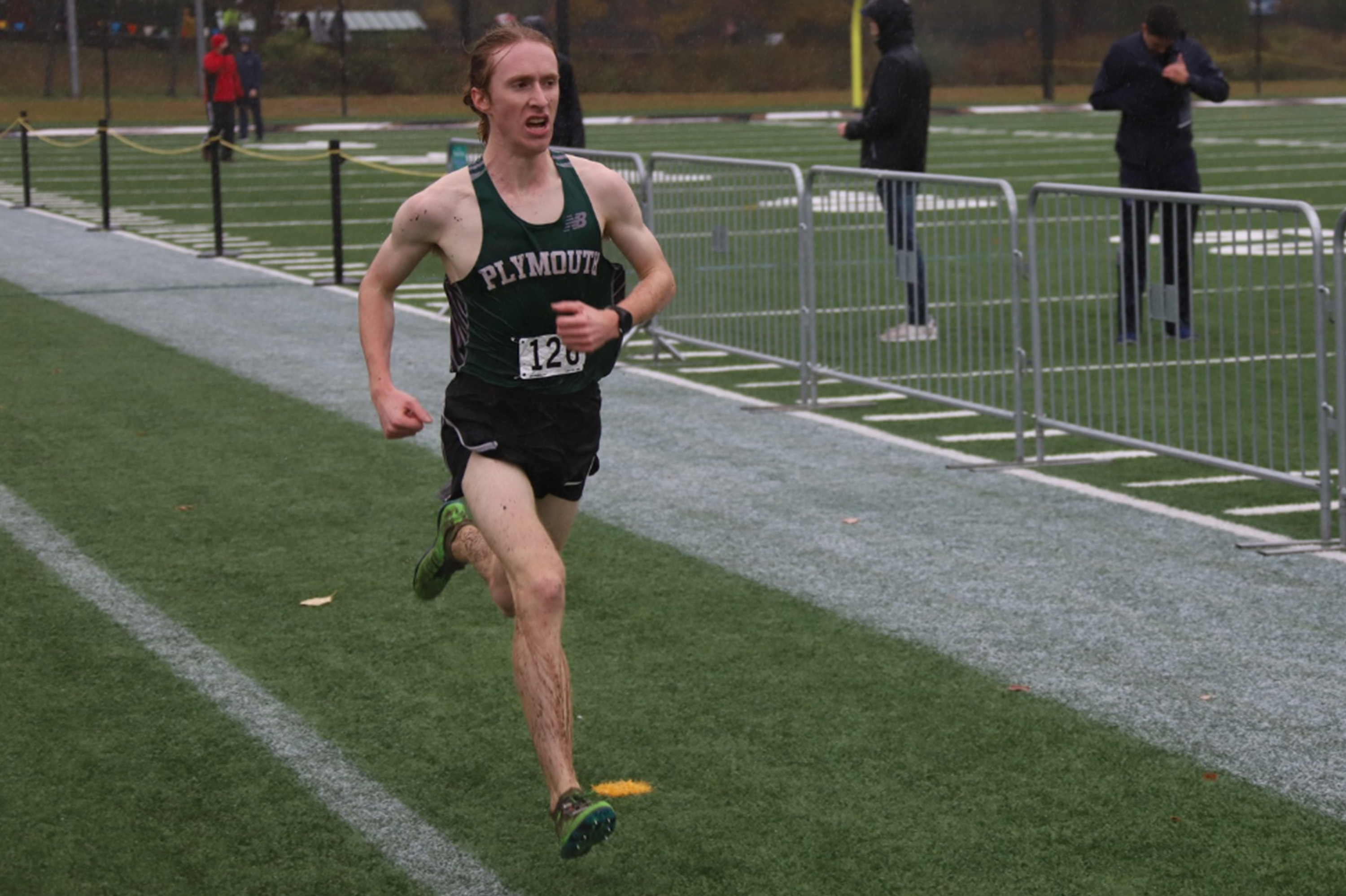 Sam Brunnette graduated as the most decorated distance runner in PSU history with four ALL-America honors and three LEC cross country runner of the year awards. He was voted PSU's Paul Arold Male Athlete of the Year for the third straight year.