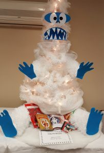 The Abominable Snow Monster was a huge hit with families--and it came with a laptop!
