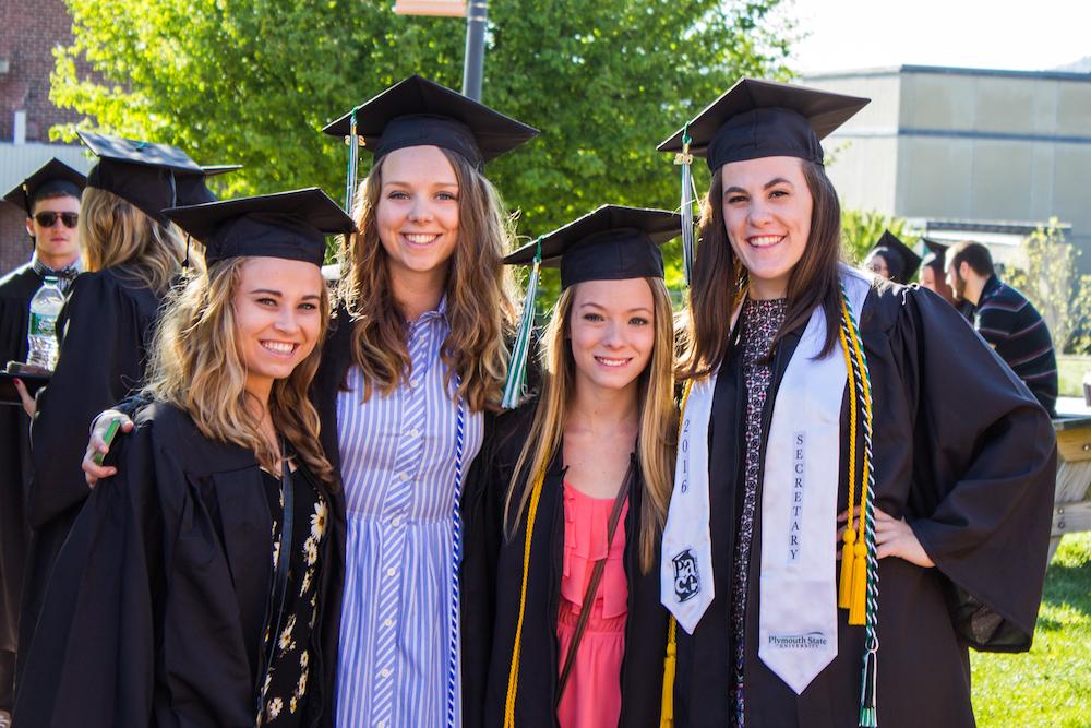 graduates day 2017 – Plymouth State University